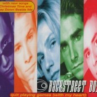 Backstreet Boys - 'Quit Playing Games (With My Heart)'