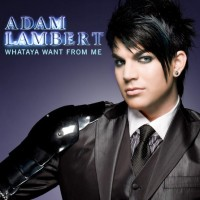 Adam Lambert - 'Whataya Want From Me'
