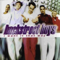 Backstreet Boys - 'I Want It That Way'