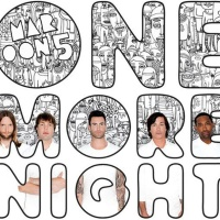 Maroon 5 - 'One More Night'