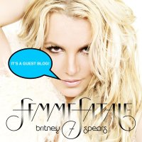 Britney Spears - 'Inside Out'