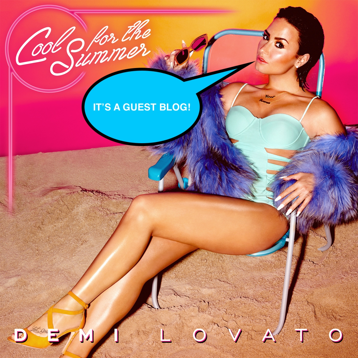 Demi Lovato - 'Cool For The Summer'