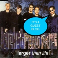 Backstreet Boys - 'Larger Than Life'